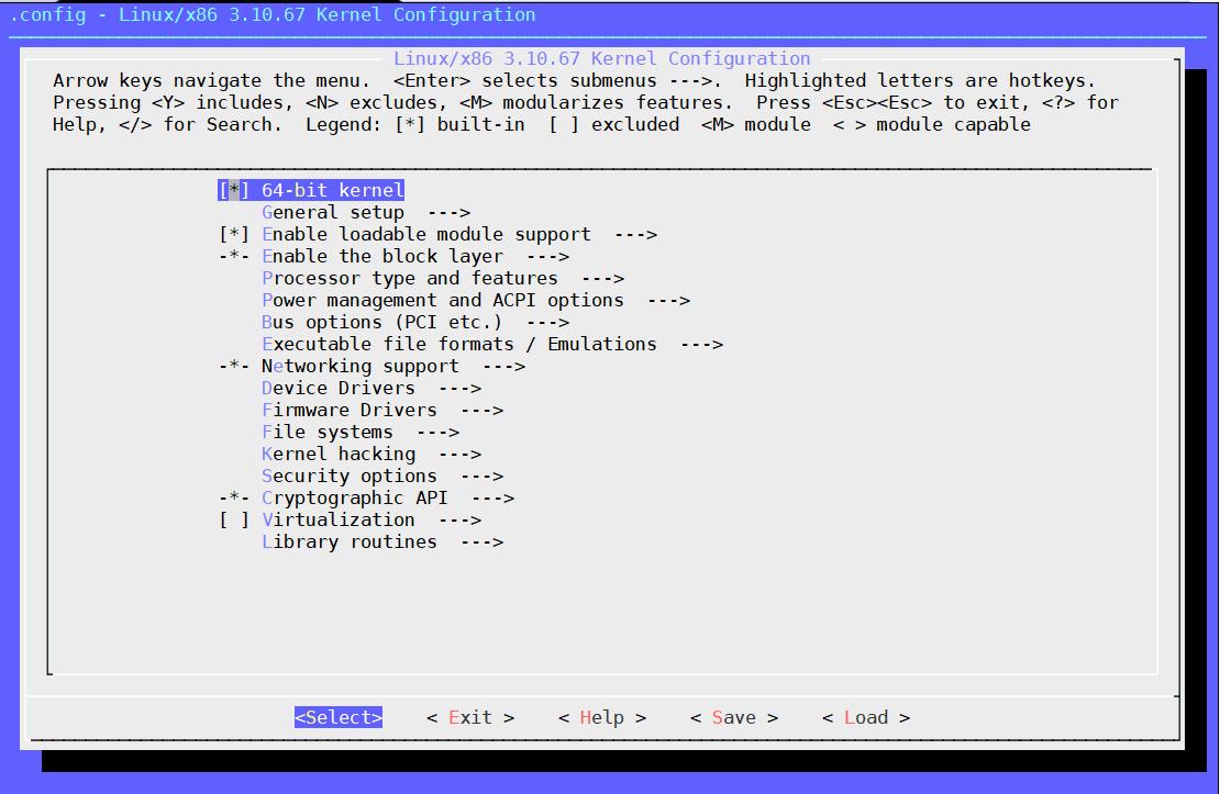 编译64bit kernel.png